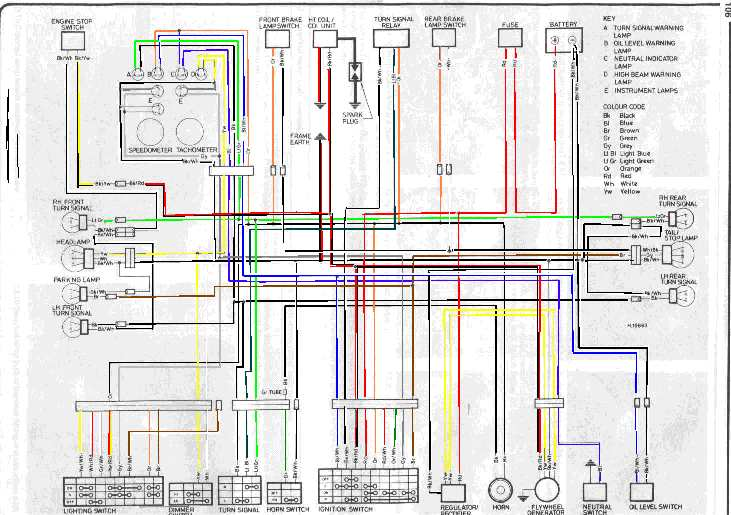 wiring diagram for 50cc moped  wiring  get free image